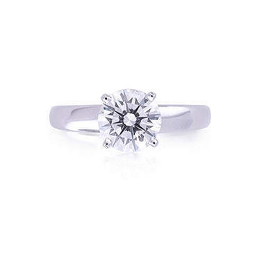 1.17 ct. Diamond Solitaire Ring (G, VS2)