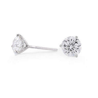 2.02 ct. t.w. Diamond Ear Studs (H-I, SI1)