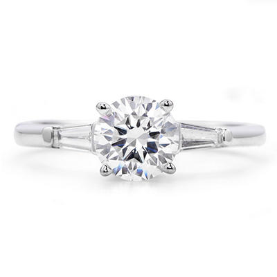 1.22 ct. t.w. Round Diamond Ring (F, SI2)