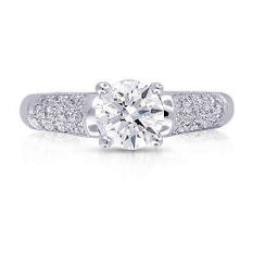 1.29 ct. t.w. Round Diamond Ring (F, SI1)
