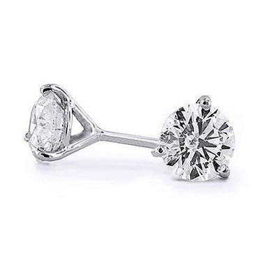1.40 ct. t.w. Diamond Ear Studs (H, SI1-SI2)