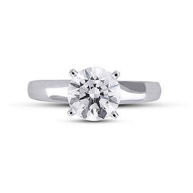 2.00 ct. Round Diamond Solitaire Ring (H, VS1)