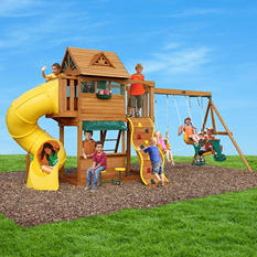 Summerville Cedar Play Set
