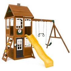 McKinley Premium Cedar Play Set