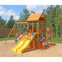Ryerson Wooden Play Set