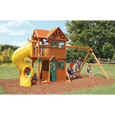 Mountainview Resort Play Set