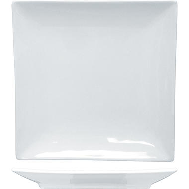 "Paragon Coupe Plates - 8"" - White - 24 ct."