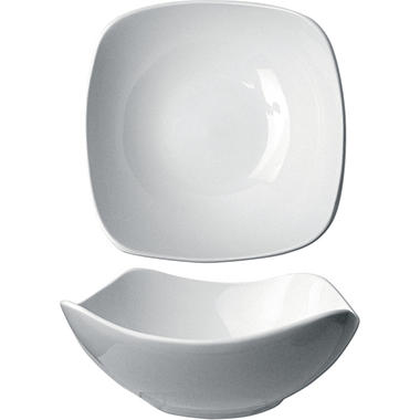 "Quad Square Bowl - 5 1/4"" - 36 Pc."