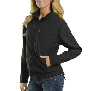 Women's Heated Soft Shell Jacket - Sizes XS - XL