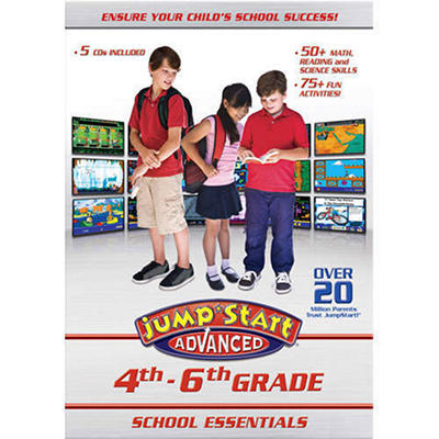 Jump Start Advanced: 4th-6th Grade