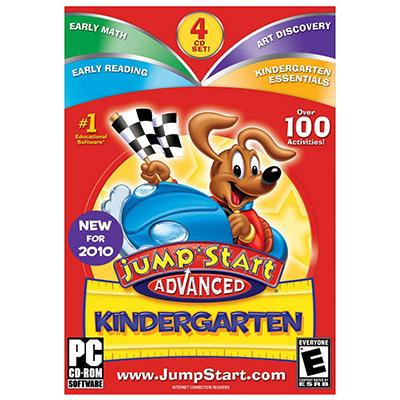 JumpStart Advanced Kindergarten V3 - PC