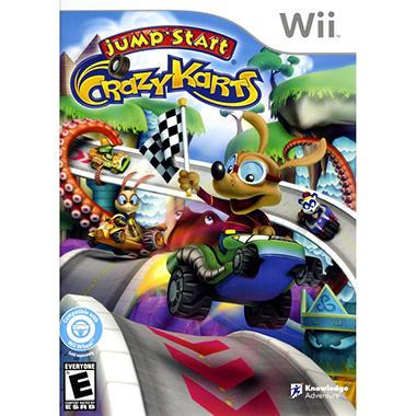 Jumpstart: Crazy Karts - Wii