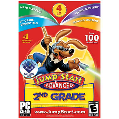 JumpStart Advanced 2nd Grade 3.0 - PC