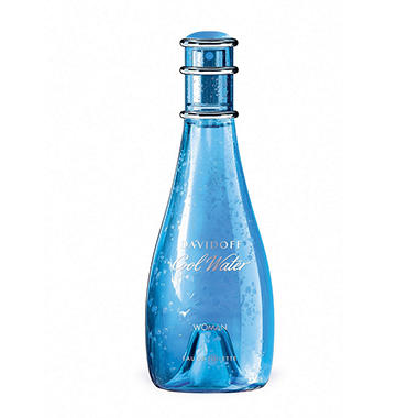 Davidoff Cool Water Ladies Perfume - 3.4 oz.
