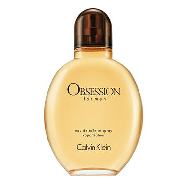 Calvin Klein Obsession Men's Cologne 1.0 oz.