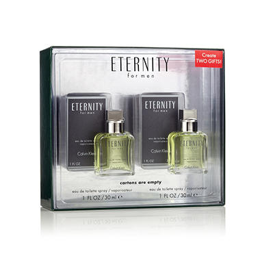 Calvin Klein Eternity for Men 2 Piece Gift Set