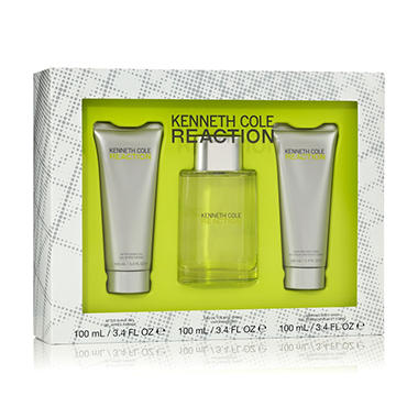 Kenneth Cole Reaction 3 Piece Gift Set