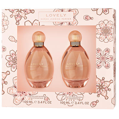 SJP Lovely 3.4 oz 2 pc. Gift Set For Her