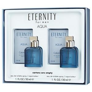 Eternity Aqua Gift Set for Men by Calvin Klein