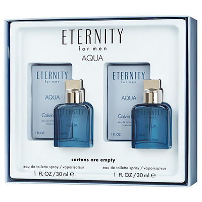 Eternity Aqua Gift Set for Men by Calvin Klein
