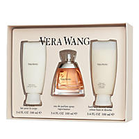 Vera Wang Ladies Classic EDP 3 Piece Gift Set