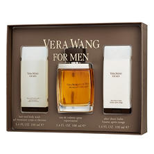 Vera Wang Men Classic EDT 3 Piece Gift Set