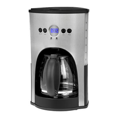 Kalorik Programmable 12-cup Coffee Maker