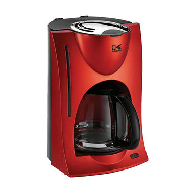 Kalorik 10-Cup Coffee Maker - Red
