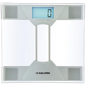 Kalorik Digital Glass Bathroom Scale