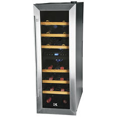 Kalorik Dual Zone 21-Bottle Wine Cooler