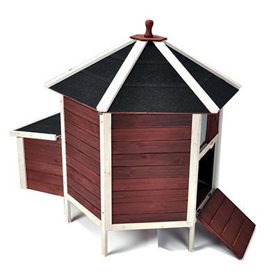 Advantek Poultry Hutch - Tower