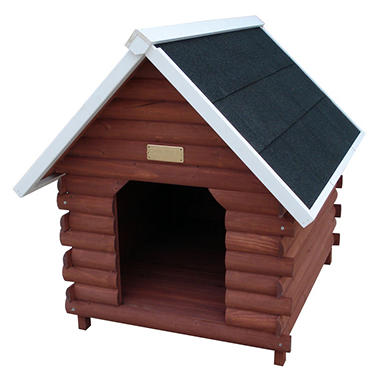 Advantek Dog House - Mountain Cabin