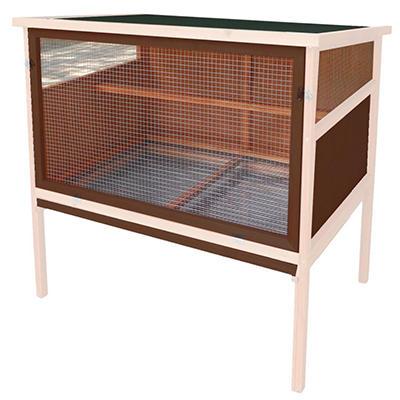 Advantek Poultry Hutch - Urban Coop
