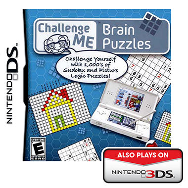 Challenge Me: Brain Puzzles - NDS