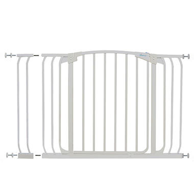 Dream Baby Hallway Security Gate Combo - White