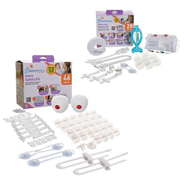 Dream Baby - Home and Bathroom Safety Kit