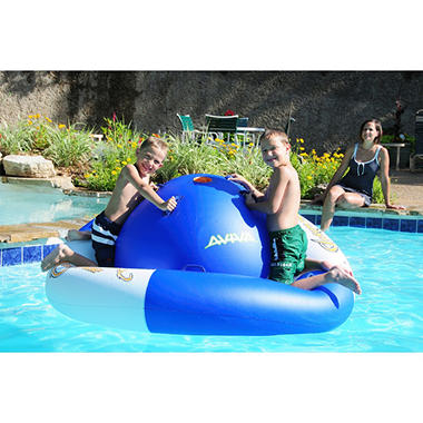 Aviva Saturn Rocker Pool Toy