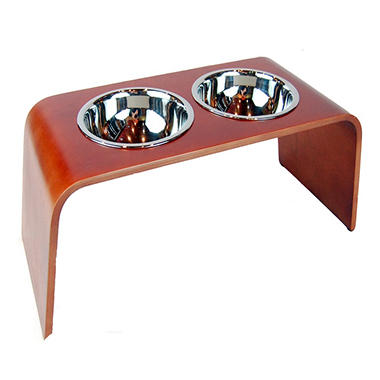 Healthy Feeder with Ergoflo Bowls - Extra Large