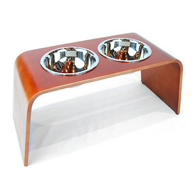 Healthy Feeder with Ergoflo Bowls - Large