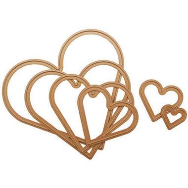 Spellbinders Nestabilities Dies-Heart