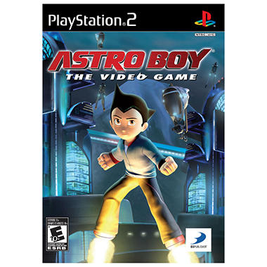 Astro Boy The Video Game - PS2
