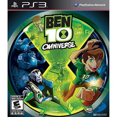 Ben 10: Omniverse - PS3