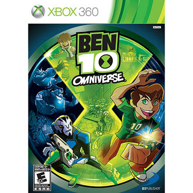 Ben 10: Omniverse - Xbox 360