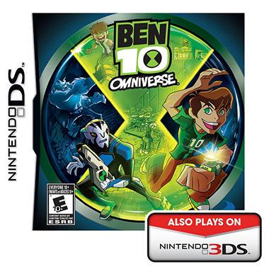 Ben 10: Omniverse - DS