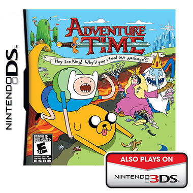 Adventure Time: Hey Ice King - DS