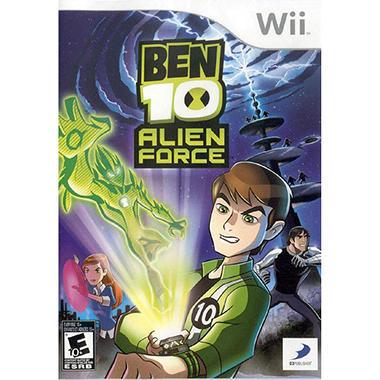 Ben 10 Alien Force - Wii