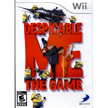 Despicable Me: The Game - Wii