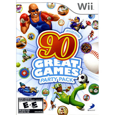 Family Party: 90 Great Games Party Pack - Wii