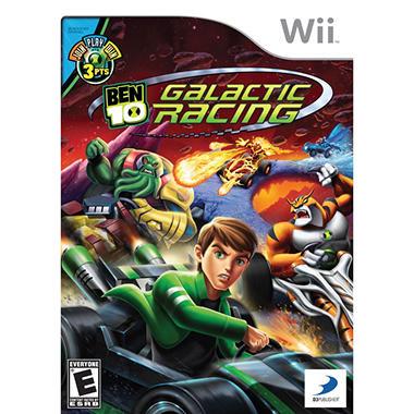 Ben 10 Galactic Racing - Wii