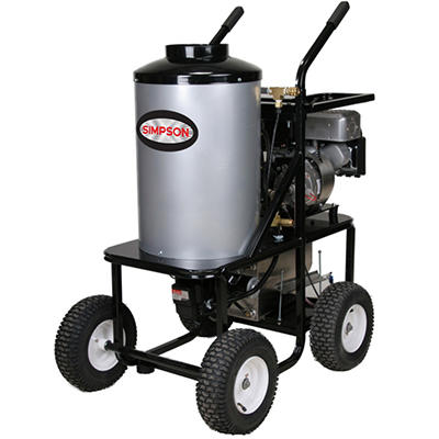 SIMPSON® 3,000 PSI Hot Water Pressure Washer - Powered by Briggs and Stratton